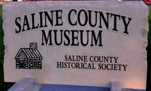 museum - front sign